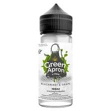 Green Apron 100ml E-liquid Vape Juice Shop Farnham Guildford Surrey UK