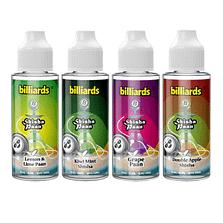 Billiards 100ml Shisha E-liquid Vape Juice Vapeaholix Shop Farnborough Guildford UK