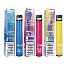 Dr Frost Bar Disposable Vape Pen 2% Vapeaholix Vape Shop UK