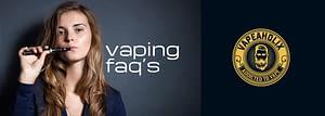 VAPING FAQS VAPE QUESTIONS ANSWERED VAPEAHOLIX VAPE SHOP UK