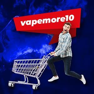 Vapeaholix Online Vape Shop UK Discount codes-vapemore10