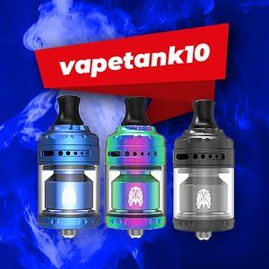 Vapeaholix Online Vape Shop UK Discount codes-vapetank10
