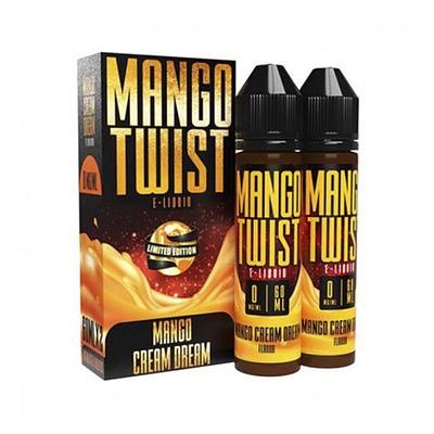 Mango Twist 50ml Eliquid Shortfill Limited Edition