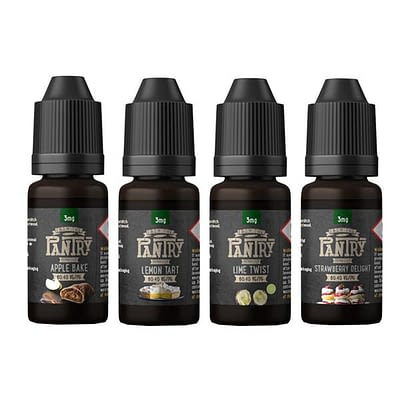 From the Pantry 10ml 12mg e-liquid