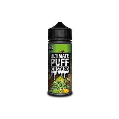 Ultimate Puff Custard 100ml E-liquid Vape Juice
