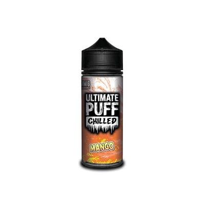 Ultimate Puff Chilled Mango 100ml Range