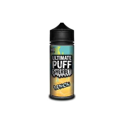 Ultimate Puff Sherbet 100ml E-liquid Vape Juice