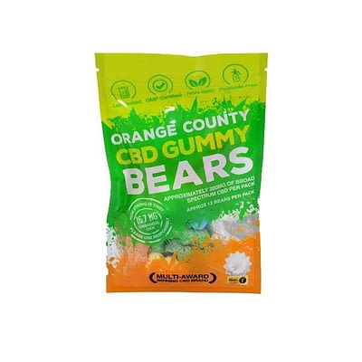 Orange County CBD Gummies