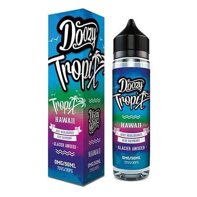Doozy Tropix Hawaii 50ml E-liquid Vape Juice