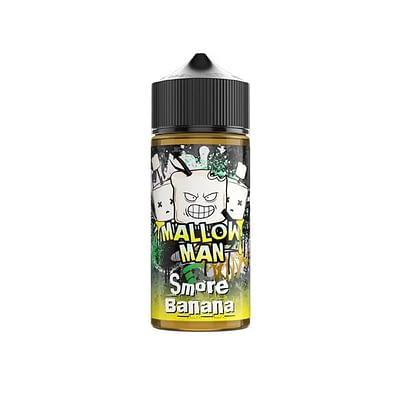 Mallow Man 100ml Range E-liquid Vape Juice