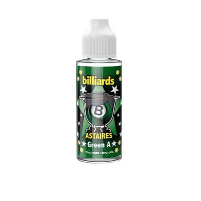 Billiards Astaires E-liquid Vape Juice Online Shop farnham Guildford UK