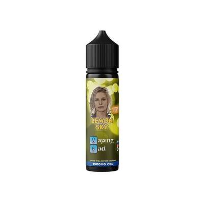 Vaping Bad by Orange County CBD 1500mg 50ml E-liquid Vape Shop Farnham Guildford UK