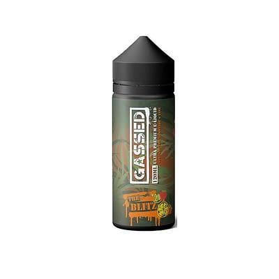 Gassed Ultra E-liquid 100ml Vape Juice Vapeaholix Online Vape Shop Guildford Surrey UK
