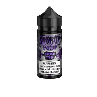 Sadboy 100ml E-liquid Range Vapeaholix Vape Shop Guildford Farnham Surrey