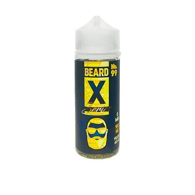 Beard Vape X Series 100ml Vape Juice E-liquid Online Shop Vapeaholix Farnham Guildford Surrey UK