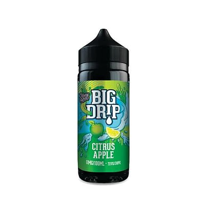 Big Drip Tropical - eliquid Vapeaholix Online Vape Shop UK