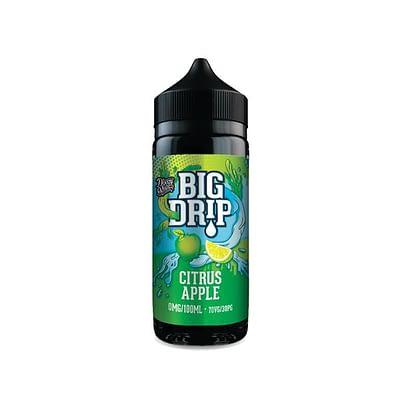 Big Drip Tropical - e-liquid Vapeaholix Online Vape Shop UK