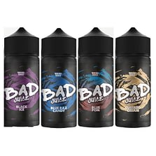 Bad Juice 100ml E-liquid Juice Vapeaholix Vape Shop UK Farnham Guildford Surrey